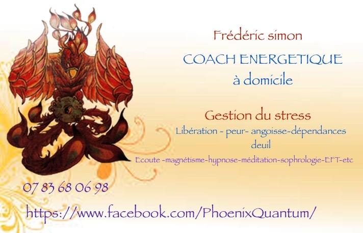 Frdric Simon Votre Coach Energtique Magntiseur Hypnothrapeute