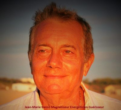 Jean Marie Banzo – Magnétiseur – Énergéticien – Coupeur de Feu – Arrêt du tabac