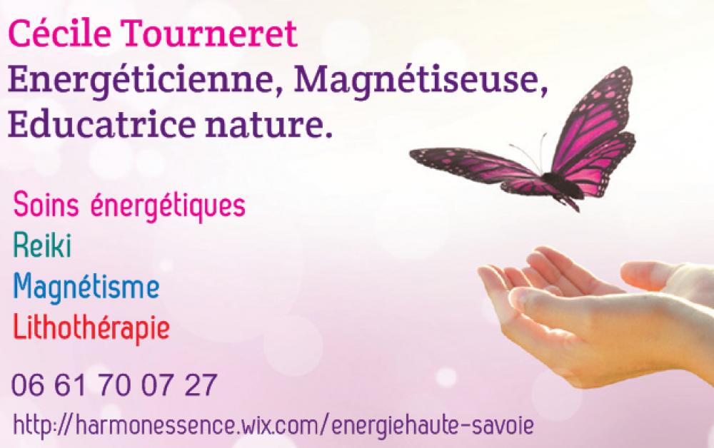 Cecile Energeticienne Magnetiseuse Reiki Massage Tuina